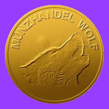 Münzhandel-Wolf-Logo
